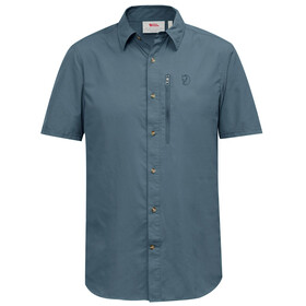 Fjällräven Abisko Hike Skjorte Herrer, blå